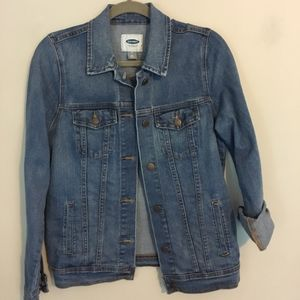 Denim Jacket M Tall